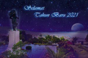 Selamat Tahun Baru 2021 - MBK